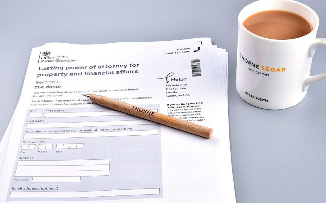 Lasting Powers of Attorney (LPAs) up 51.7%